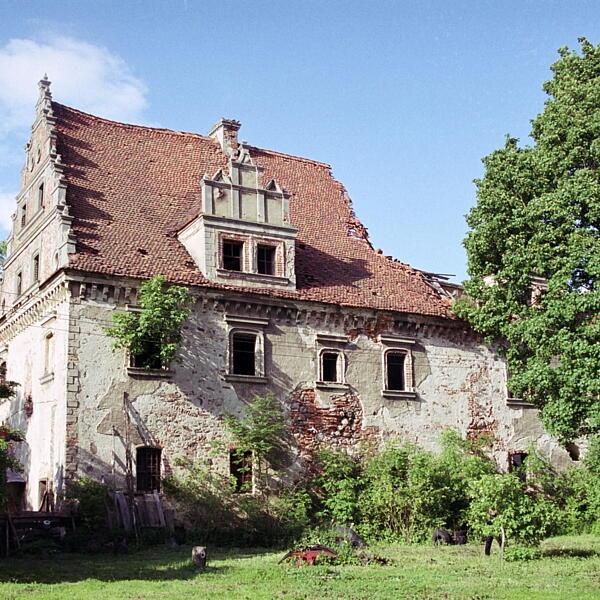 Pałac Rodziny Von Kanitz