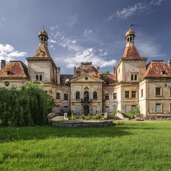 Pałac w Mańczycach