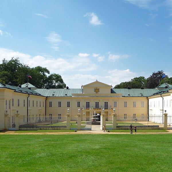 Kynžvart Castle