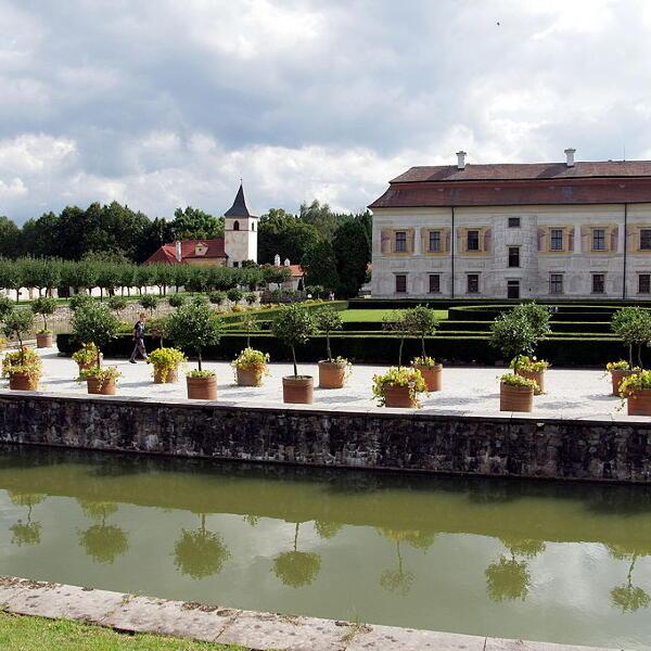 Kratochvíle Castle