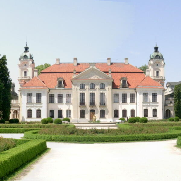 Pałac i muzeum Zamoyskich