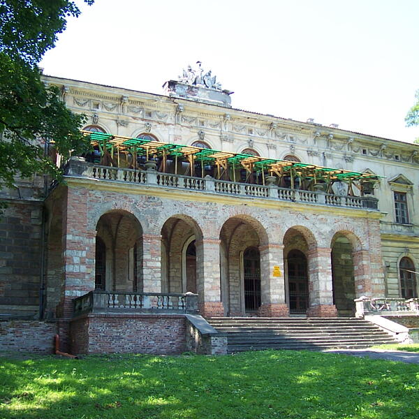 Zamek w Pilicy