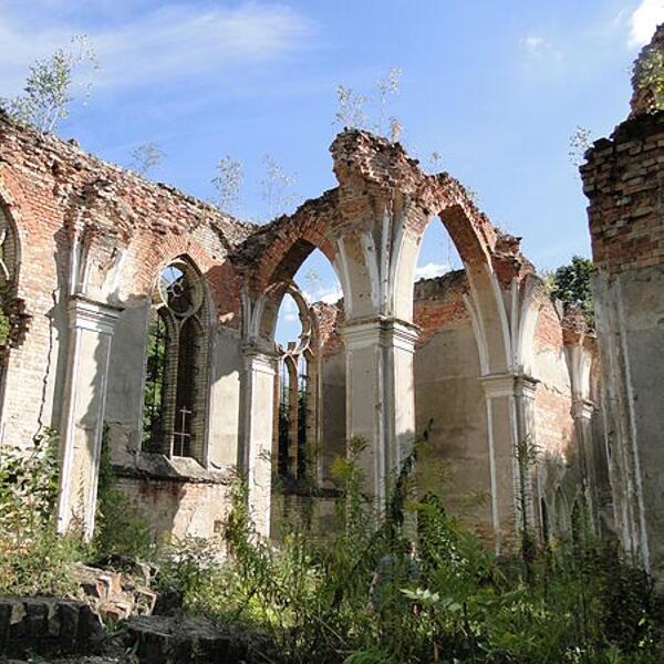 Ruiny Kościoła św. Antoniego