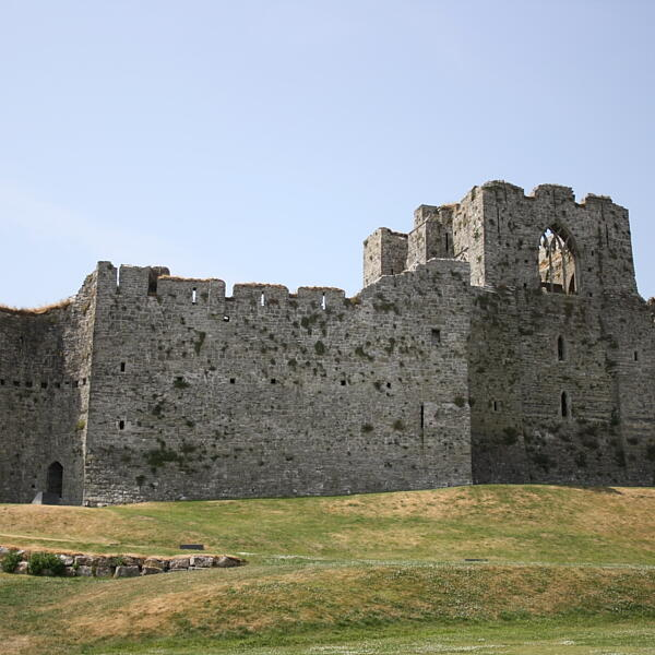 Oystermouth Castle