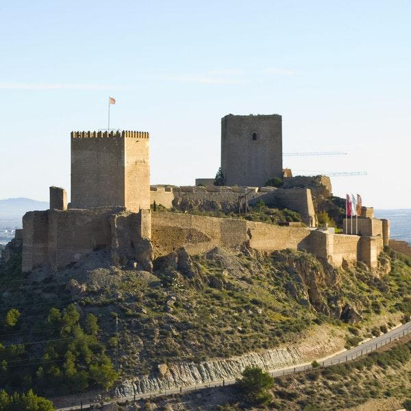 Lorca Castle