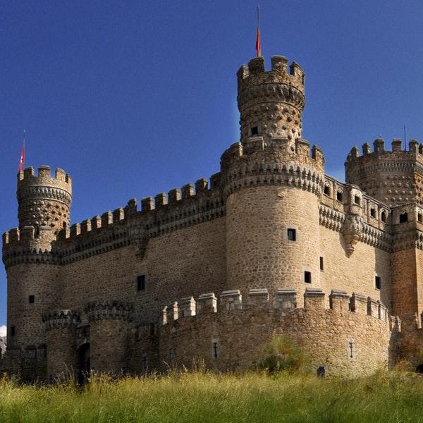 Castle of los Mendoza