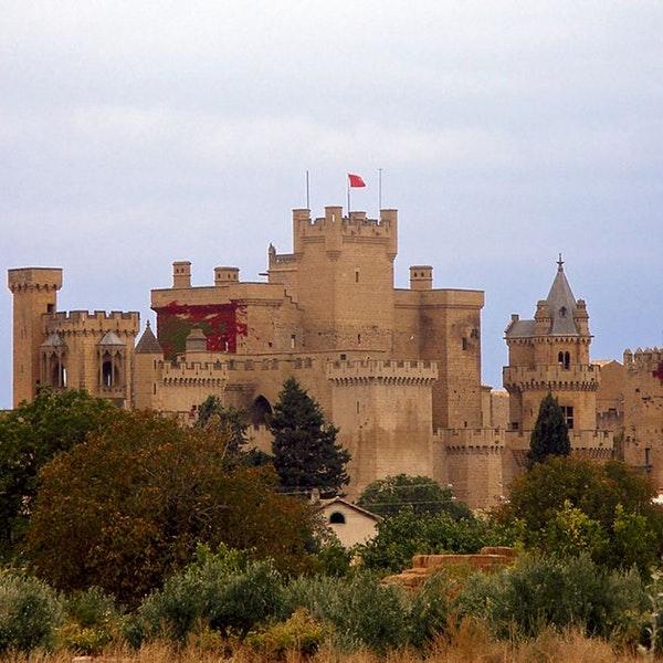 Royal Palace of Olite
