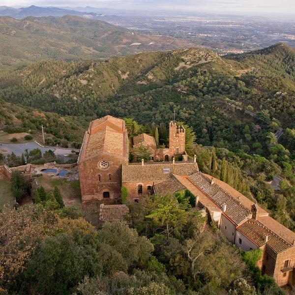 Monasterio de Escornalbou