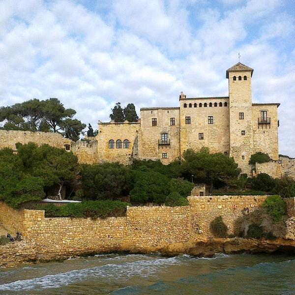Tamarit Castle