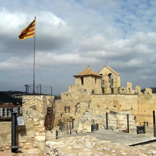 Santa Creu Castle