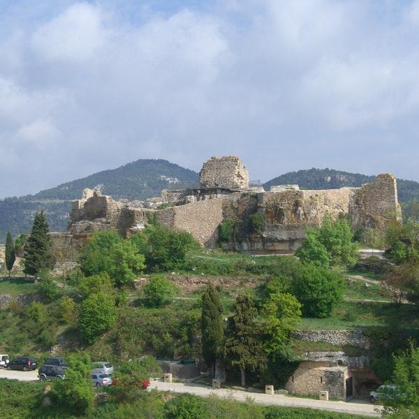 Siurana Castle