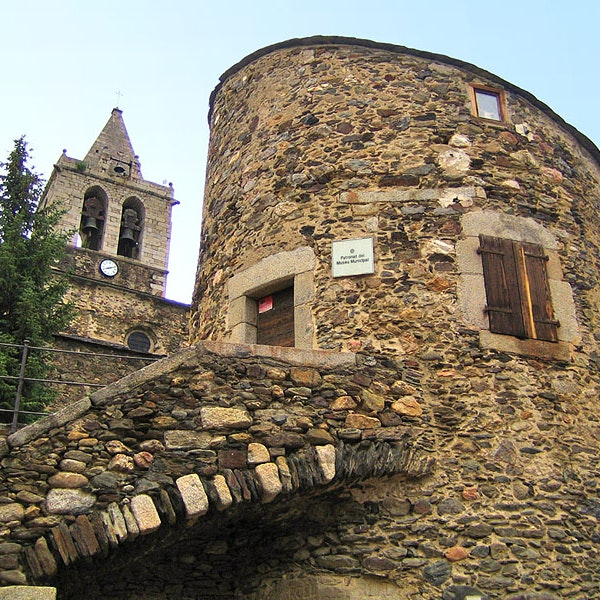 Llívia Castle