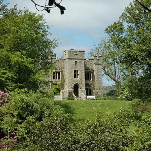 Bellister Castle