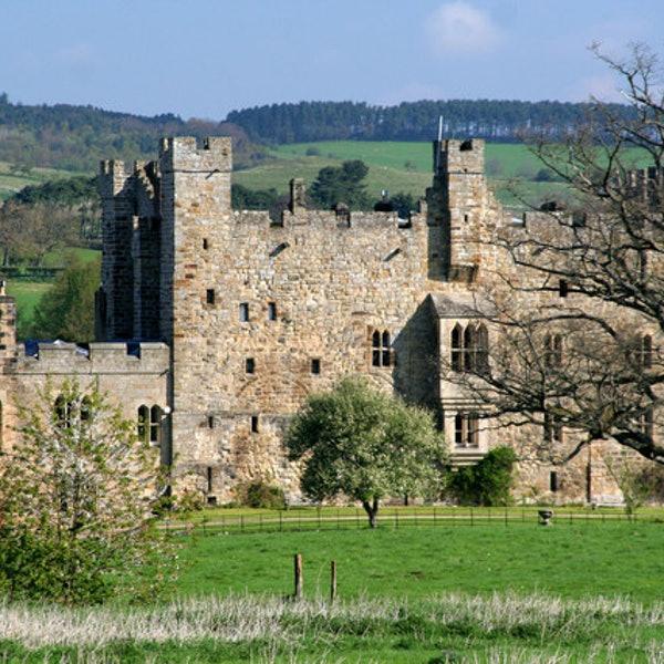 Haughton Castle