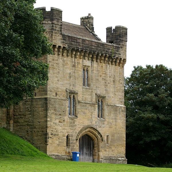 Morpeth Castle