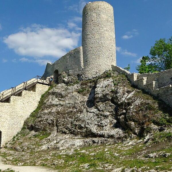 Zamek Smoleń
