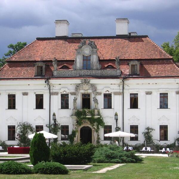 Pałac w Kraskowie