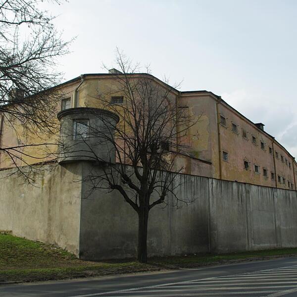 Opuszczony zakład karny